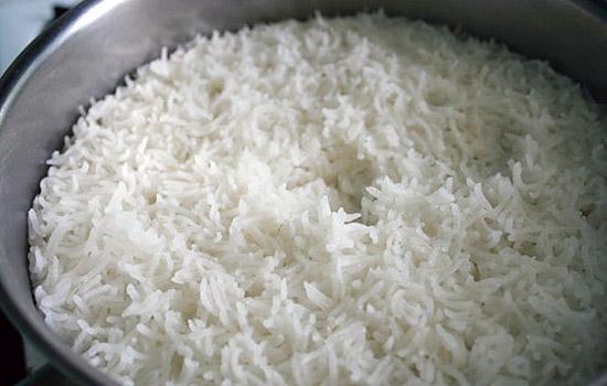 Как правильно отварить рис