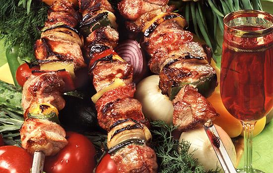 Варианты маринования мяса для шашлыков