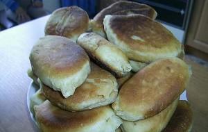 Пирожки, жаренные на сковороде