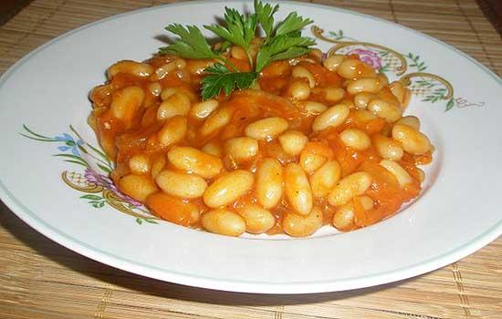 Фасоль красная в томатном соусе рецепты 157