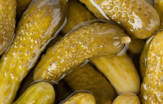 Огурцы соленые в банках без уксуса