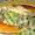 Котлеты рисовые под грибным соусом
