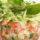 Салат из соленой семги и авокадо