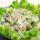 Салат из курицы с курагой и ананасом