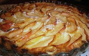 Яблочный пирог Наслаждение