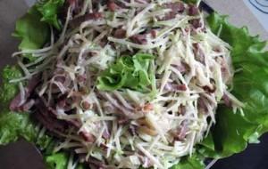 Салат мясной универсальный